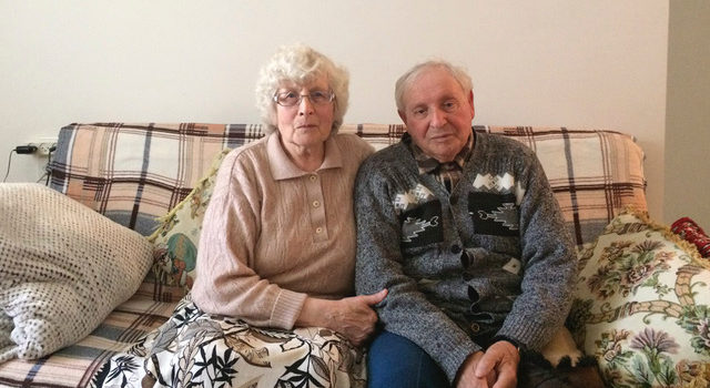 93-Year-Old Begs to Live with His Wife